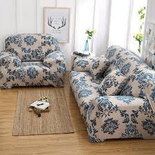 fauteuil canap tout compris anti poussière stretch housse de canapé mode imprimé
