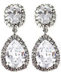 silver clip on earrings large clip on earrings designer clip earrings cliponearringschic
