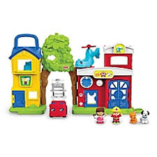 Fisher Price Little People Barn Set Playsets Buybuy Baby