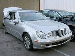 mercedes model codes 2003 mercedes e320 w211 parts car stock 005529