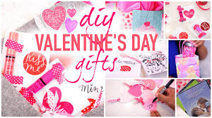 Homemade Gifts For Friends by Diy Valentine U0027s Day Gift Ideas Very Cheap Fast U0026 Cute Youtube