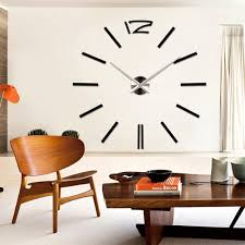 compare prices on oversize wall clocks online shopping buy low