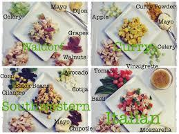 ina garten curry chicken salad reinvented chicken salad 5 ways fn dish behind the scenes