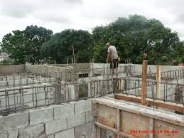 House Design With Floor Plan In Philippines by Glenville Subdivision House Construction Project In Leganes
