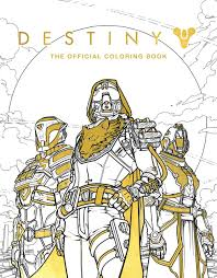 destiny to release official coloring book hrk newsroom