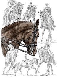 trotting horse drawings fine art america