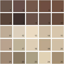 benjamin moore paint colors brown palette 05 house paint colors