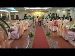 wedding center wedding party reception at mondial center in phnom penh city