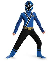 power ranger samurai disney baby costume blue kids power ranger
