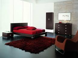 Red And Black Sofa by Red And Black Dining Room Brown Lacquered Wood Coffe Table Shelves