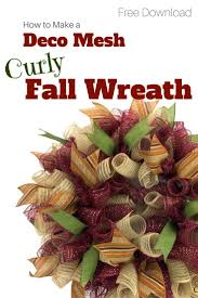 best 20 fall mesh wreaths ideas on pinterest pumpkin mesh