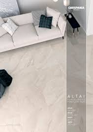 Porcelain Tiles Altai Porcelain Tiles Grespania Ceramica Pdf Catalogues