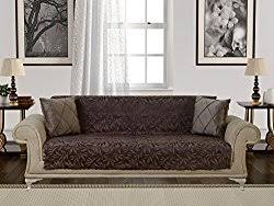 non slip pet cover for leather sofa