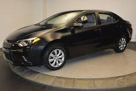 toyota 2014 corolla le 2014 used toyota corolla le at hudson toyota serving jersey city
