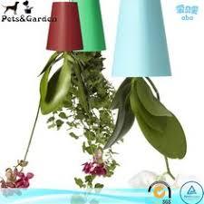 Hanging Indoor Planter by Upside Down Hanging Indoor Planters Flowerpot Black Creative