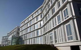 siege social conforama le groupe spie inaugure nouveau siège social à cergy le parisien
