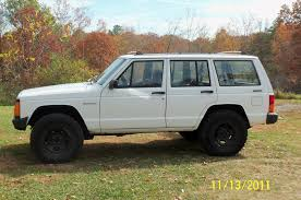 jeep xj lifted pics of no lift with flares cut trying to decide jeep cherokee