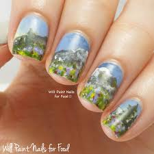 will paint nails for food the digit al dozen does nature day