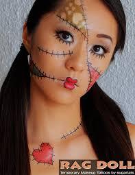 rag doll by sugartats sugartats designs temporary tattoos that you