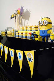 minion baby shower decorations 74 best baby shower minion theme images on minion