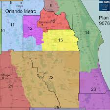 Maps Orlando by Counties Surrounding Orange County Florida Orlando City Orange