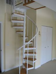 How To Build Stairs In A Small Space Ordinary Spiral Staircase Loft 1 For Image Build Stairs Bed