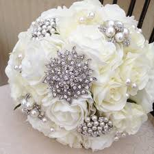 wedding bouquets online silk wedding flowers packages online thin