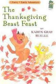 the thanksgiving beast feast by gray ruelle scholastic