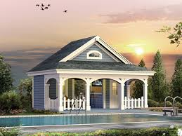 summerville pool cabana plan 009d 7524 house plans and more