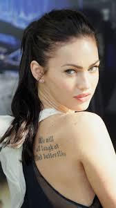 beauty tattoos 2010