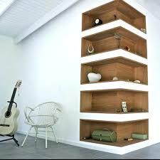 Corner Wall Bookcase Corner Wall Bookshelves Hanging Wall Book Shelves Living Room