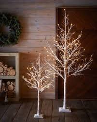 8 foot led christmas tree white lights 8 foot led lighted birch tree warm white front porches porch and
