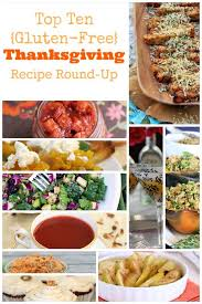 10 healthy gluten free thanksgiving recipes your family will