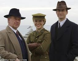 Foyle S War Season 10 Anthony Horowitz The Man Behind Foyle U0027s War Reveals For The First