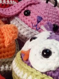 tree ornaments tremendu crochet