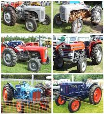 vintage tractors sale