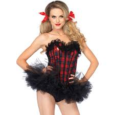 leg avenue bustier halloween costume walmart com