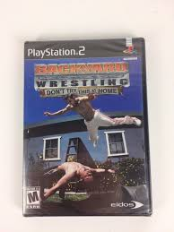 Backyard Wrestling Video Game by Video Games U0026 Consoles Find Eidos Interactive Products Online At