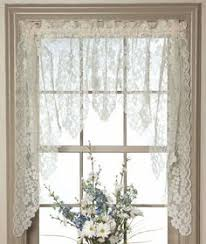 Kitchen Curtains Swags by Divine Sheer Swag From Country Curtains 49 50 Per Window Would