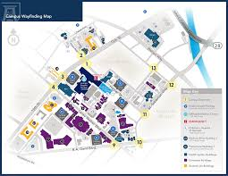 Usa Campus Map by Augusta University Campus Maps