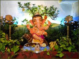 ganpati decorations at home eco friendly home decor ideas