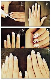 how to make color blast nails
