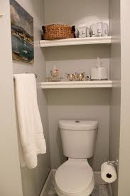 Bathroom Vanity With Seating Area by Over The Toilet Storage Ideas Wall Lighting Idea Above Black