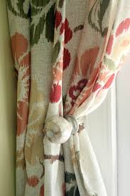 How To Use Curtain Tie Backs Curtain Tie Backs Making It Always Neat U2013 Home Design Ideas