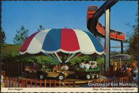 Goldrusher Six Flags Magic Mountain Gorillas Don U0027t Blog More Vintage Postcards From Magic Mountain