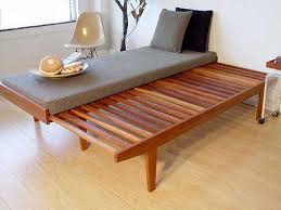 Daybed With Pull Out Bed Remove Dinette And Put In Slide Out Bed Small Living