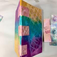 dt project diana u0027s tag pockets accordion book joggles blog