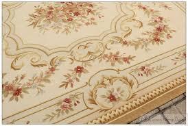 tappeto aubusson 8 x10 woven aubusson tapis antique fran礑ais pastel tapis de