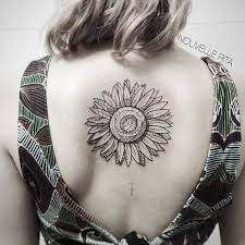 41 best sunflower tattoos that will make want one 2017 collection
