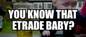 Etrade Baby Meme - drunk baby memes meme explorer
